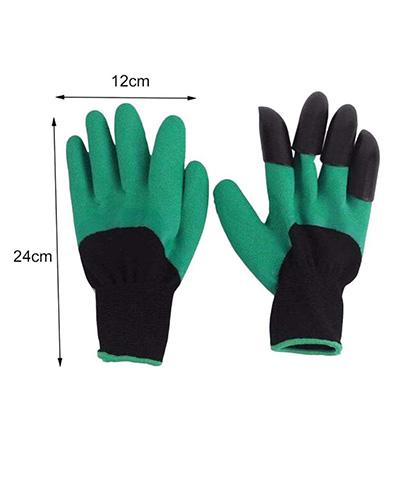 دستکش ضد آب باغبانی مدل TEK034