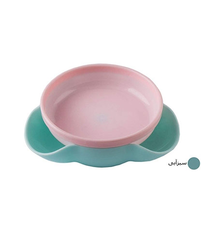 ظرف تخمه خوری پلاستیکی مدل 3CRATERS C محصول بانو مد Products