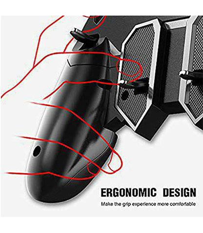 دسته بازی پابجی کیو وای اچ مدل AK-66 محصول بانو مد Products