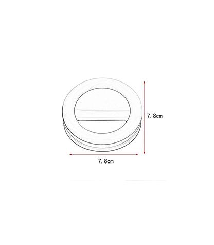 رینگ لایت  مدل RK-14 مناسب برای گوشی موبایل محصول بانو مد Products