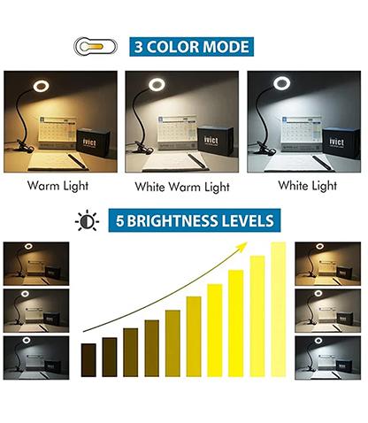 چراغ مطالعه کیو وای اچ محصول بانو مد Products