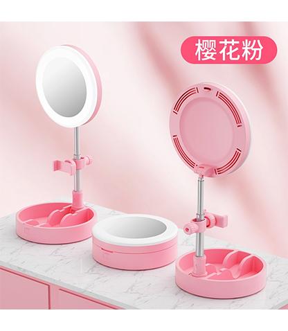 آینه آرایشی چراغدار محصول بانو مد Products
