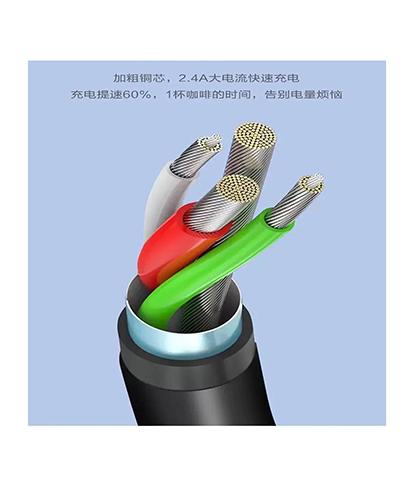 کابل شارژ هولدردار Type C محصول بانو مد Products