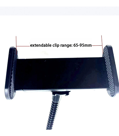 پایه نگهدارنده گوشی موبایل به همراه رینگ لایت محصول بانو مد Products