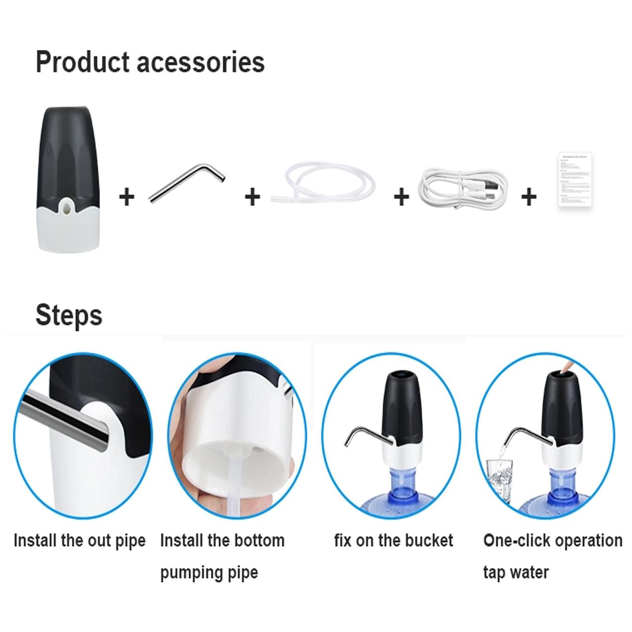 پمپ آب برقی کیو وای اچ مدل نشان دار محصول بانو مد Products