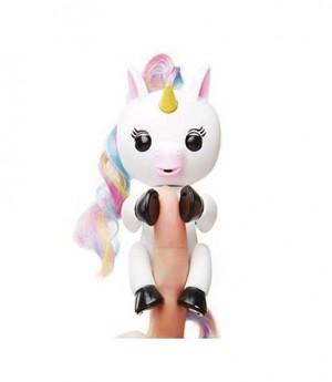 ربات اسب تک شاخ UNICORN,رباط اسباب بازی,Fingerlings Baby Unicorn