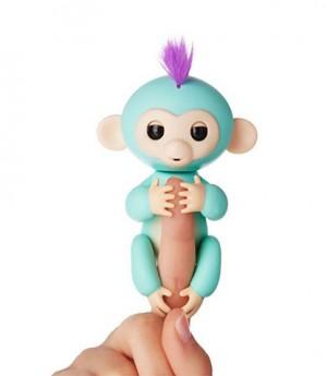 ربات میمون بند انگشتی هپی مانکی
