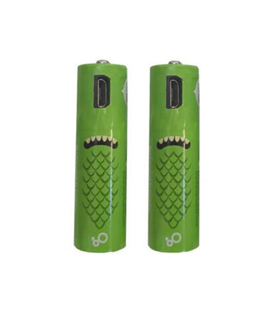 قیمت و خرید باتری قابل شارژ قلمی کیو وای اچ مدل 500 باتری قابل شارژ قلمی کیو وای اچ مدل 500 بانو مد