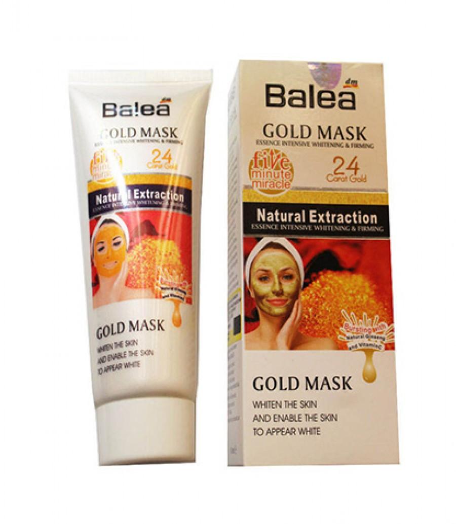 قیمت و خرید ماسک صورت طلا باله آ مدل DM ماسک صورت طلا باله آ,ماسک طلا,Balea,ماسک طلا balea بانو مد