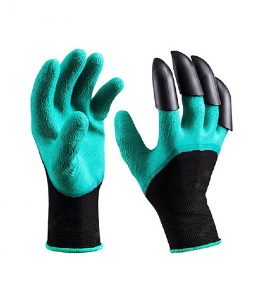 قیمت و خرید دستکش ضد آب باغبانی مدل TEK034 دستکش ضد آب باغبانی مدل TEK034 بانو مد