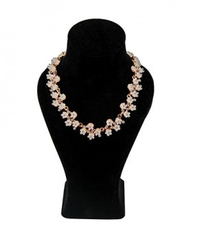 گردنبند شکوفه رنگ ثابت سایز متغیر