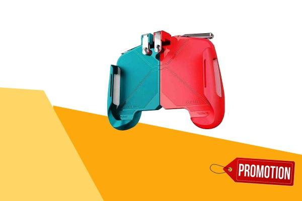 فروش ویژه دسته بازی پابجی موبایل
