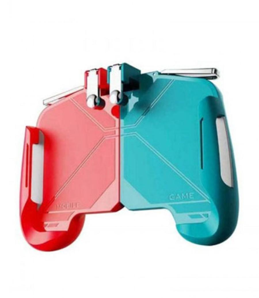 قیمت و خرید دسته بازی موبایل Pubg ممو AK 16 دسته بازی پابجی (PUBG) ممو مدلAK16,ساخت دسته بازی پابجی,بهترین دسته بازی pubg بانو مد