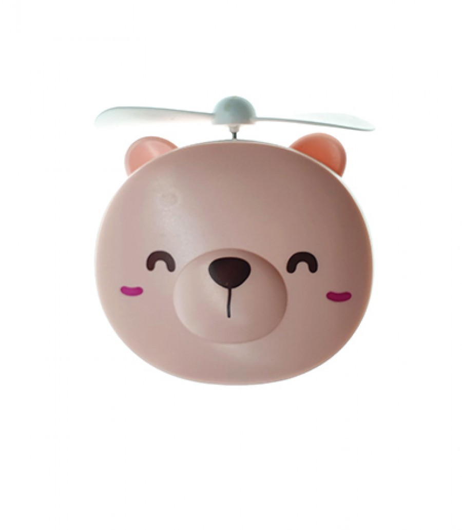 قیمت و خرید پنکه آینه دار شارژی مدل BE-10 آینه چراغدار سیم USB یواس بی شارژی بانو مد