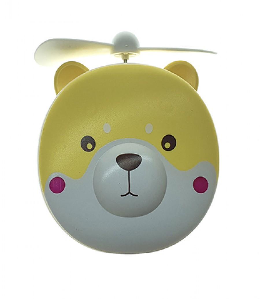 قیمت و خرید پنکه آینه دار شارژی مدل BE-20 پنکه همراه دستی شارژی سیم USB بانوان LED بانو مد