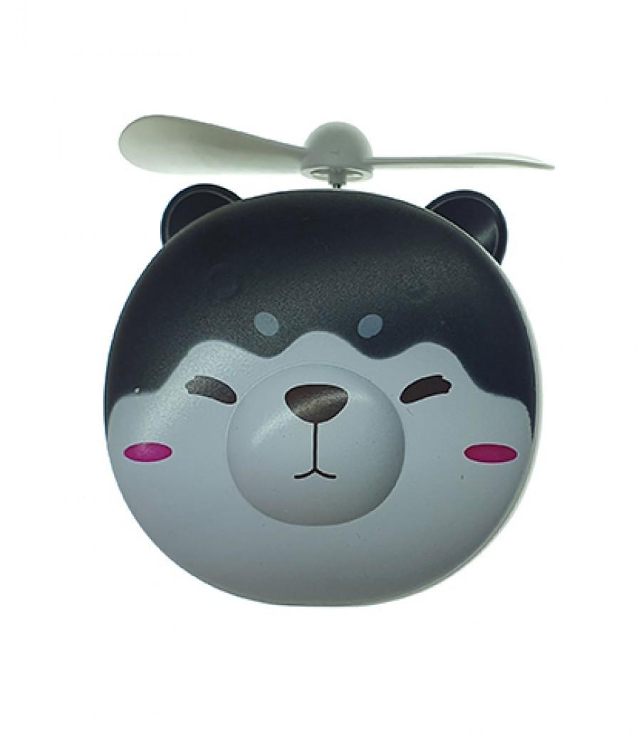 قیمت و خرید پنکه آینه دار شارژی مدل BE-40 پنکه همراه دستی شارژی سیم USB بانوان LED بانو مد