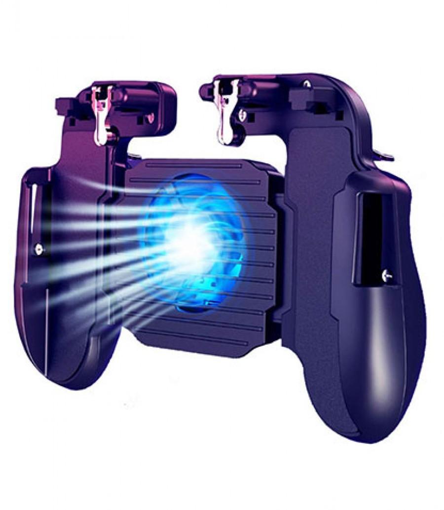 قیمت و خرید دسته پابجی فن دار مدل H5 دسته-پابجی-فن-دار-پابچی-بابچی-PUBG-H5-خنک-کننده-بازی-کالاف بانو مد