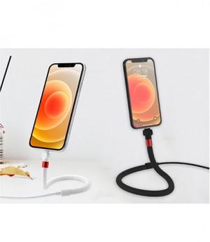 کابل شارژ هولدردار لایتینگ- سیم شارژ موبایل- fast sharge- سیم هولدری
