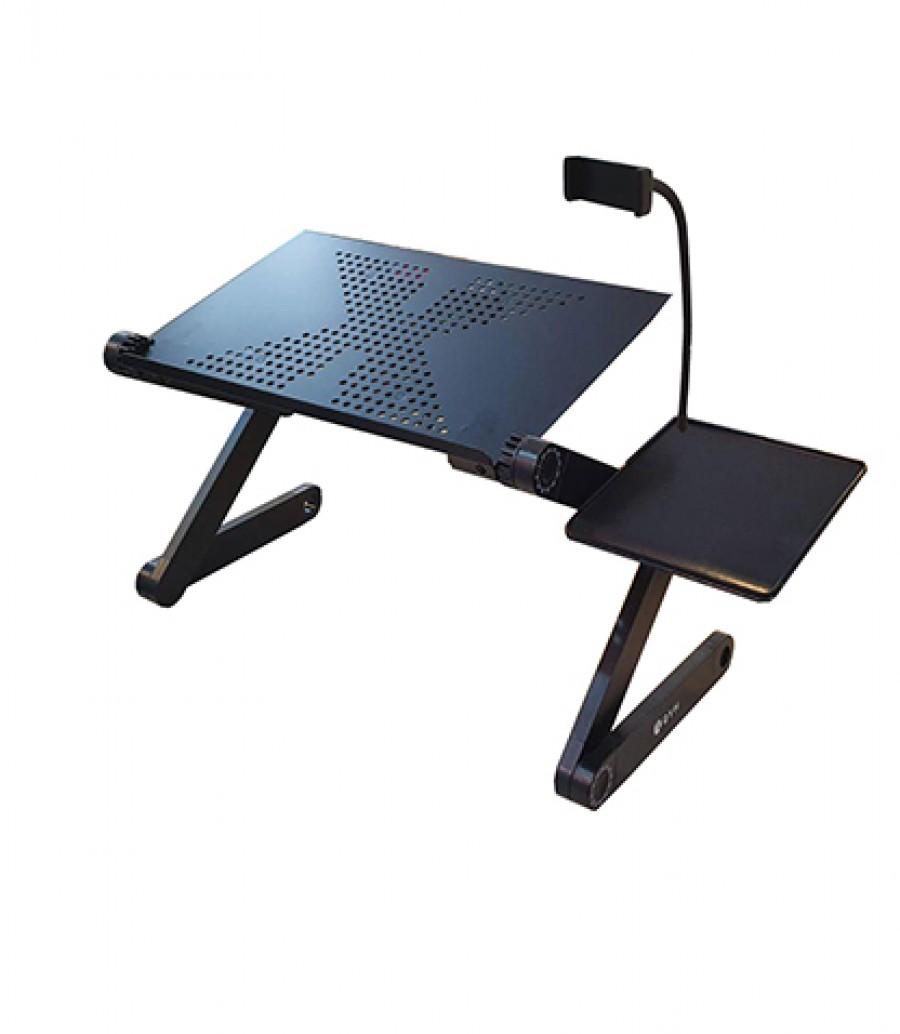 قیمت و خرید پایه خنک کننده لپ تاپ کیو وای اچ مدل N-2020 میز لپ تاپ،میز تاشو لپ تاپ،میز خنک کننده کیو وای اچ،میز لپ تاپ همه کاره،میز فن دار،میز کول پددار،خرید میز لپ تاپ،میز لب تاب،میز لپ تاپ نشسته بانو مد