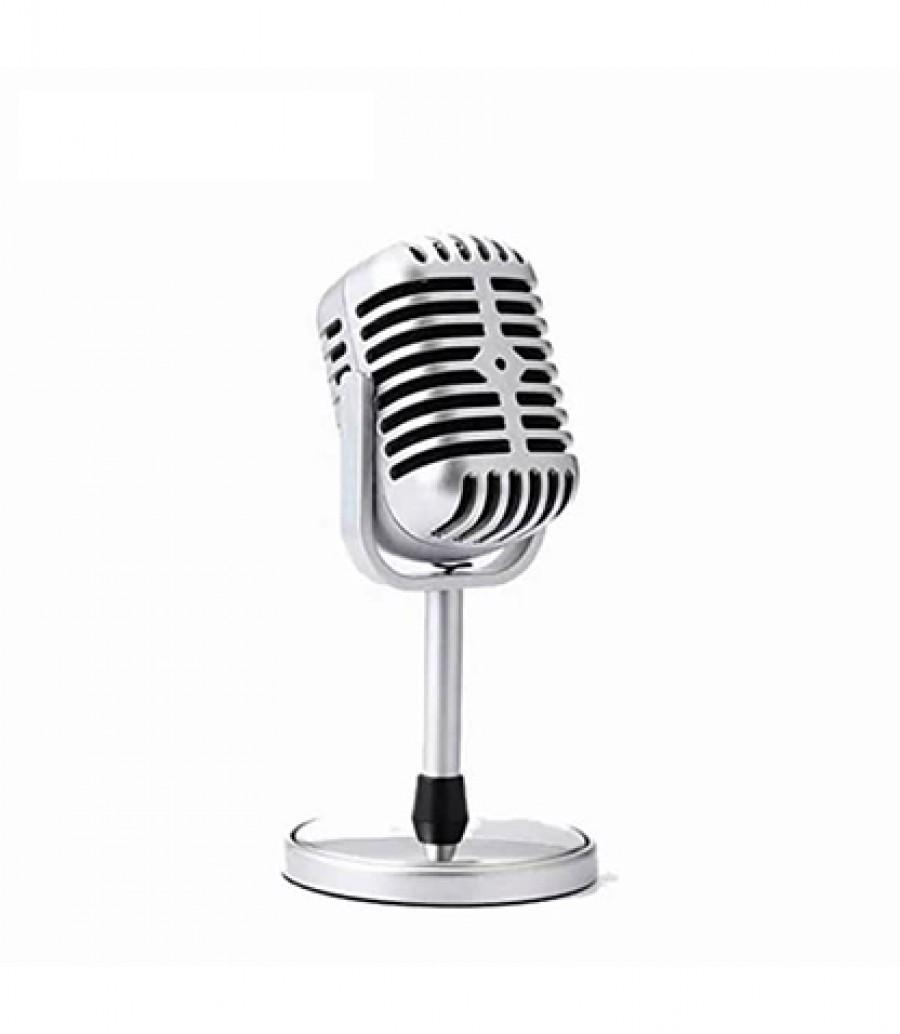 قیمت و خرید میکروفون نوستالژی میکروفون نوستالژی-میکروفون قدیمی-میکروفون بانو مد