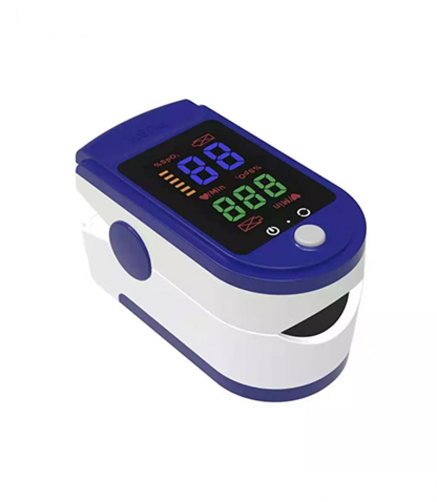 قیمت و خرید پالس اکسیمتر دیجیتال مدل LK87 پالس اکسی متر مدل LK87-دستگاه اکسیژن سنج-پالس اکسیمتر بانو مد